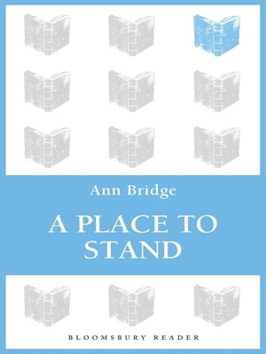 cover image of A Place to Stand
