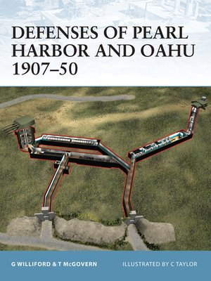 cover image of Defenses of Pearl Harbor and Oahu 1907-50