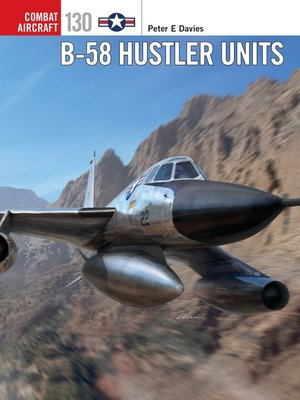 cover image of B-58 Hustler Units