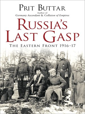 cover image of Russia's Last Gasp