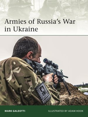 cover image of Armies of Russia's War in Ukraine