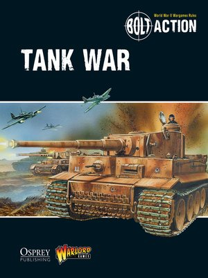 cover image of Tank War