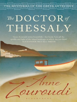 cover image of The Doctor of Thessaly