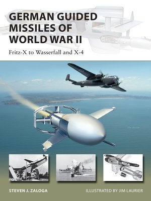 cover image of German Guided Missiles of World War II