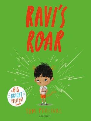cover image of Ravi's Roar
