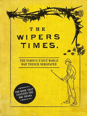 cover image of The Wipers Times
