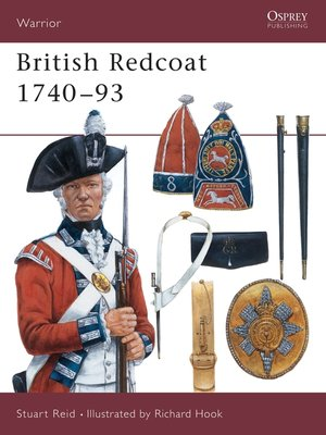 cover image of British Redcoat 1740-93