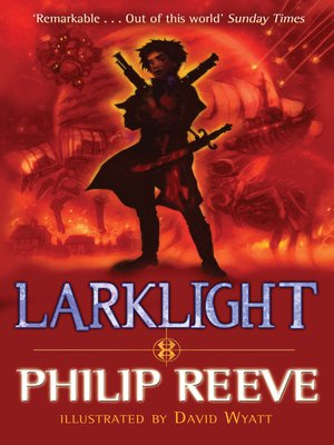 cover image of Larklight