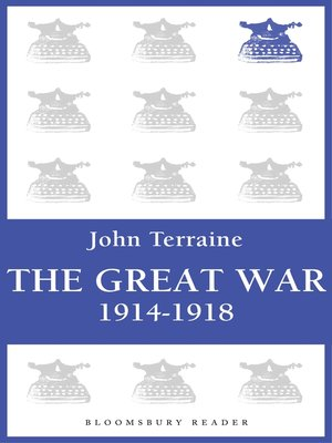 cover image of The Great War