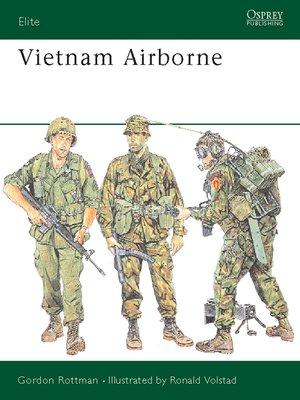 cover image of Vietnam Airborne