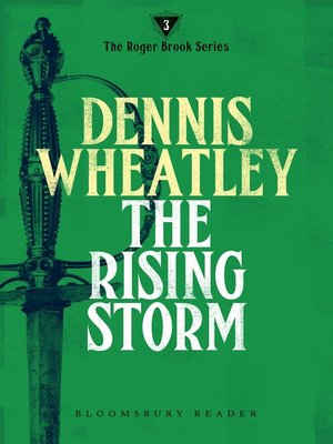 cover image of The Rising Storm
