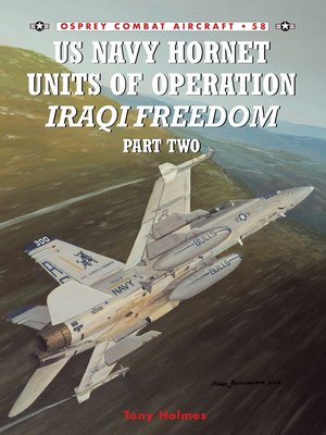 cover image of US Navy Hornet Units of Operation Iraqi Freedom (Part Two)