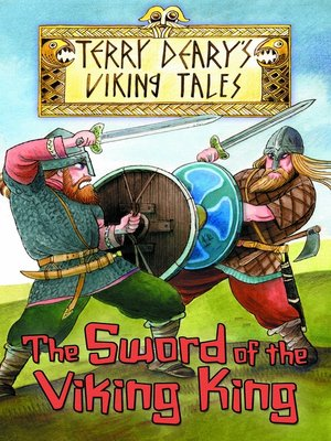 cover image of The Sword of the Viking King