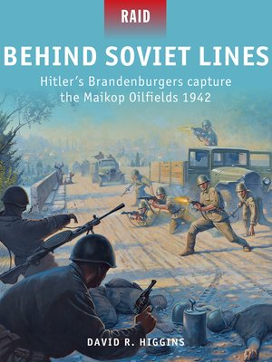 cover image of Behind Soviet Lines