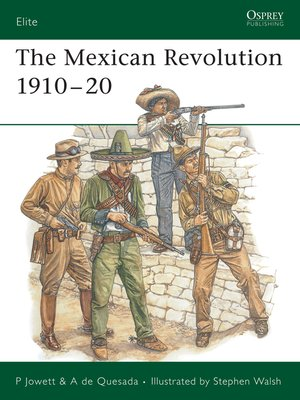 cover image of The Mexican Revolution 1910-20