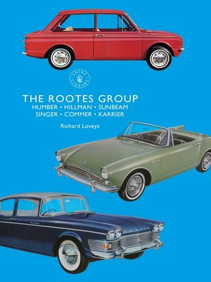 cover image of The Rootes Group