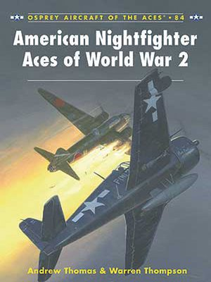 cover image of American Nightfighter Aces of World War 2