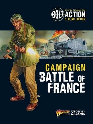 cover image of Campaign: Battle of France