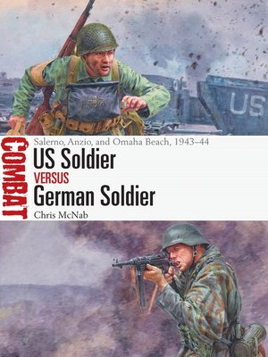 cover image of US Soldier vs German Soldier
