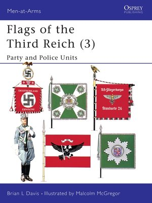 cover image of Flags of the Third Reich (3)