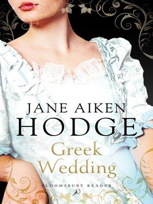 cover image of Greek Wedding