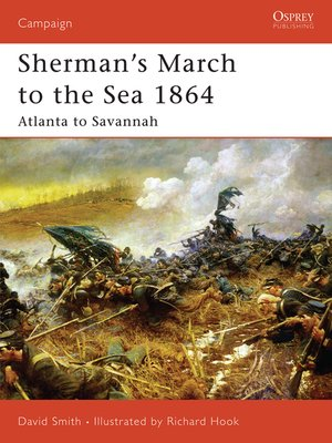 cover image of Sherman's March to the Sea 1864