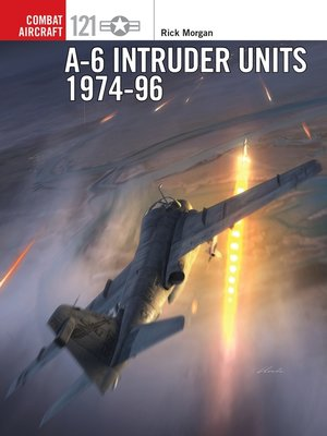 cover image of A-6 Intruder Units 1974-96