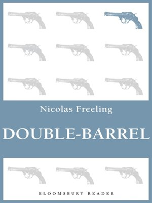 cover image of Double-Barrel