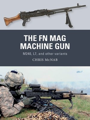 cover image of The FN MAG Machine Gun