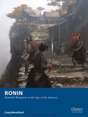 cover image of Ronin