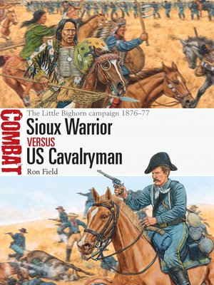 cover image of Sioux Warrior vs US Cavalryman