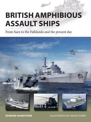 cover image of British Amphibious Assault Ships