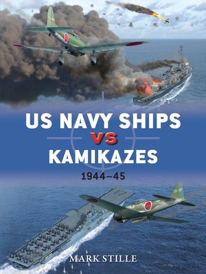 cover image of US Navy Ships vs Kamikazes 1944–45