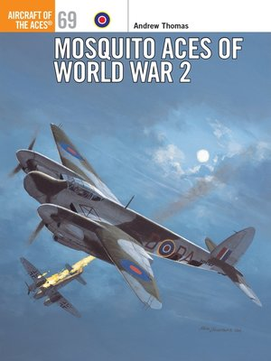cover image of Mosquito Aces of World War 2