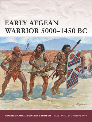 cover image of Early Aegean Warrior 5000-1450 BC