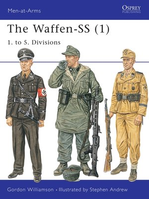 cover image of The Waffen-SS (1)