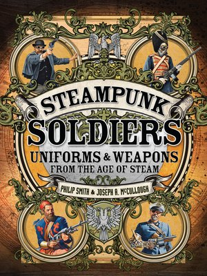 cover image of Steampunk Soldiers