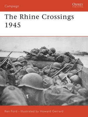 cover image of The Rhine Crossings 1945