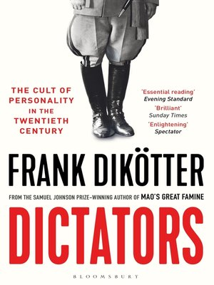 cover image of Dictators
