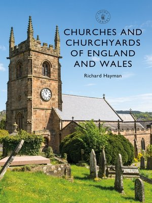 cover image of Churches and Churchyards of England and Wales