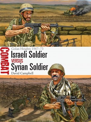 cover image of Israeli Soldier vs Syrian Soldier