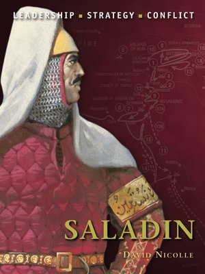 cover image of Saladin