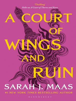 cover image of A Court of Wings and Ruin