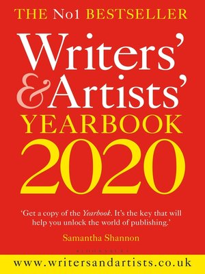 cover image of Writers' & Artists' Yearbook 2020