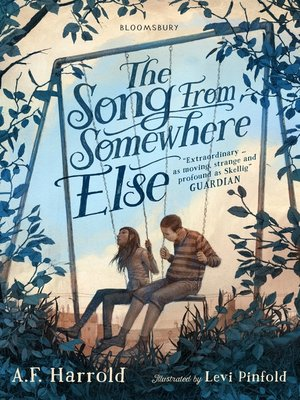 cover image of The Song from Somewhere Else