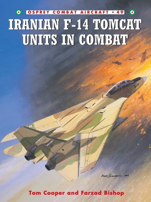 cover image of Iranian F-14 Tomcat Units in Combat