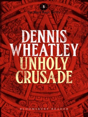 cover image of Unholy Crusade