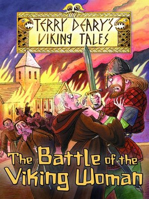 cover image of The Battle of the Viking Woman