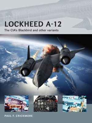 cover image of Lockheed A-12