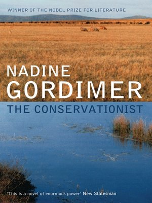 cover image of The Conservationist